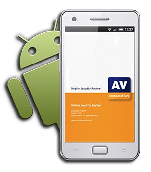 AV Comparatives gives avast! Mobile Security it's Approved Award for mobile security and anti-theft features.