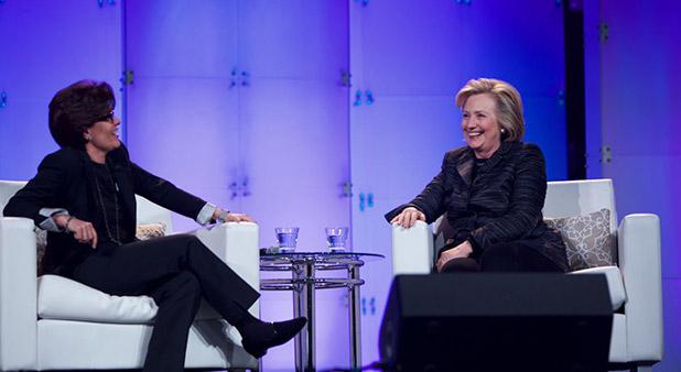 Hillary Clinton Lead On