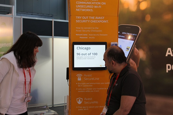 Avast at MWC15