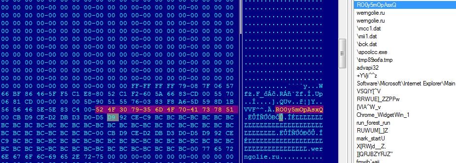 RC4 password