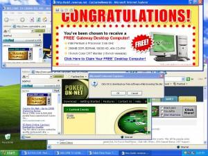 adware desktop