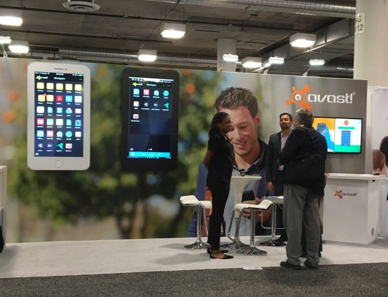 Stop by to visit the Avast Virtual Mobile Platform booth at HIMMS16