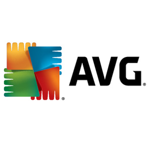 Photo of the AVG logo