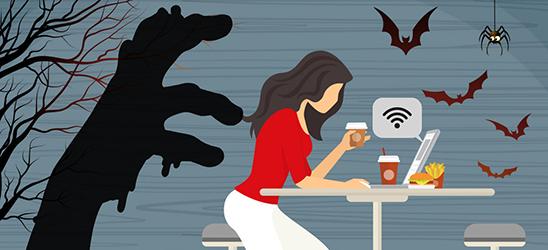 Halloween zombie and zombies apocalypse - Phantom VPN