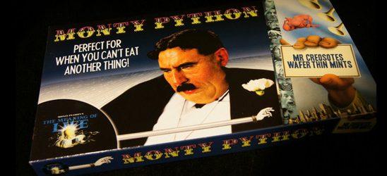 Monty Python update