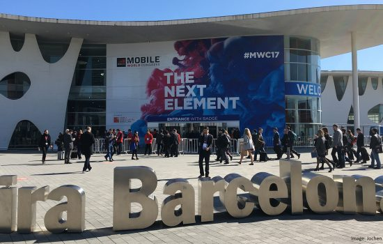 Breaking Boundaries in the Connected World - Mobile World Congress 2017